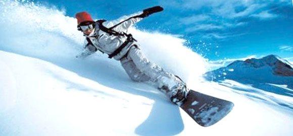 Сноубординг. Зимние виды спорта